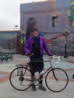 photo daryl on bike