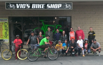 thanks Vic's Bikes!