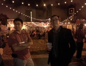 Cuong & John