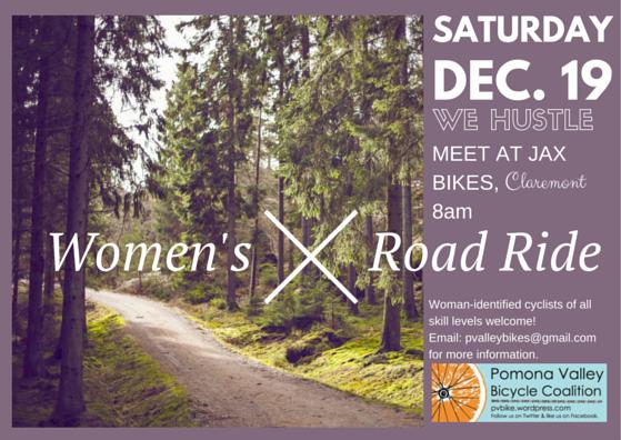 PVBC Women's ride