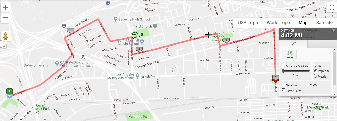 TownGown2019Route